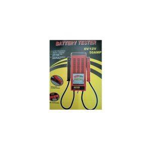 Tester Baterias 6v/12v