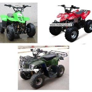 Moto ATV 110cc 4T Cuatrimotos Niños