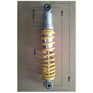 Amortiguador AP-N LT 28,0cm 4,5x25,0cm R5 052-062mm