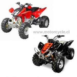 Moto ATV 250cc Cuatrimotos Adulto