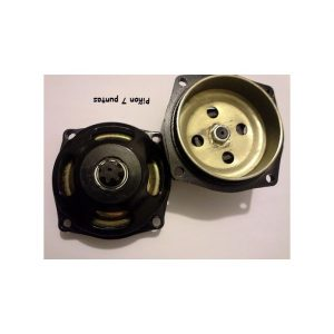 Tapa Centrifugo Motor 49cc 2T c/piñon 4/16 7P