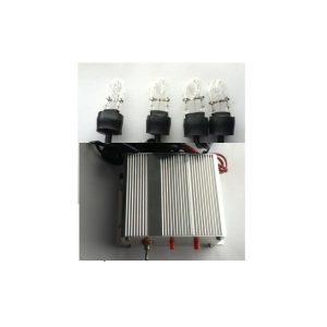 Kit Luces Flash estroboscópicas 4