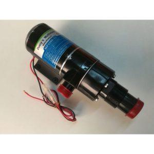 Bomba Maceradora Trituradora 12v 45LPM