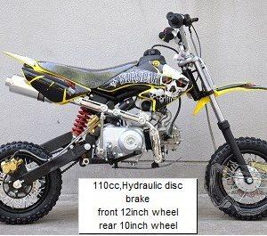 Moto Pit Bike 110cc 4T
