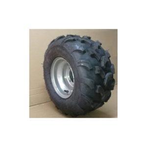 Neumático D08 18/9,5-8 F33 cal c/llanta gris CHAOQI 6980