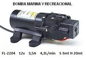Bombas de agua Achique 24v