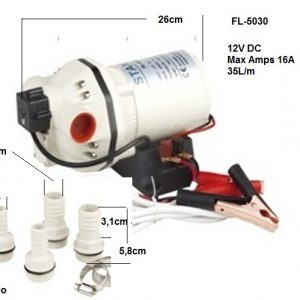 Bomba Combustible 012VDC