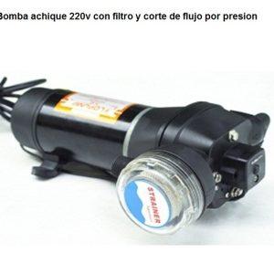Bombas Achique 220v