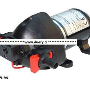 Bomba Agua 11,0L/min 12vdc FL-701