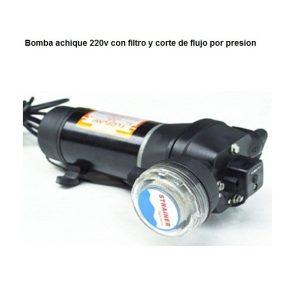 Bombas achique FL-43 220v 17L/min 40psi