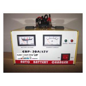 Cargador Baterias 12v 20A CBP