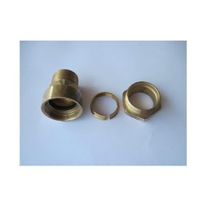"""Conector HE Union Recta 3/4"""" x 25mm ST"""