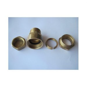 """Conector HE Union Recta 3/4"""" x 25mm CT"""