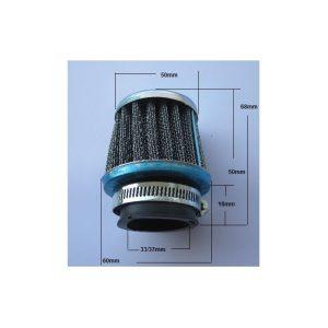 Filtro de Aire Aluminio Boca 33-36 R ancho 60x70alto