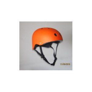 Casco Bicicleta L Naranjo