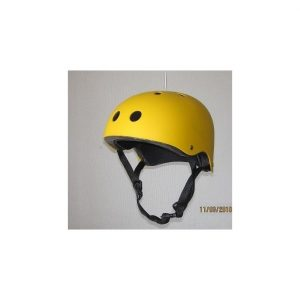 Casco Bicicleta L Amarillo
