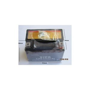 Bateria 12v 4Ah XJPR-YTX4A-BS