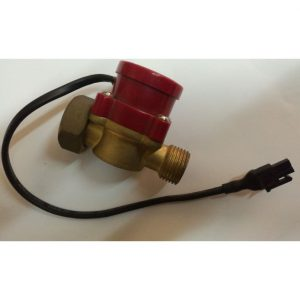 Interruptor flujo para bomba agua