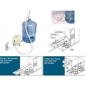 Sistema dispensador bidones agua