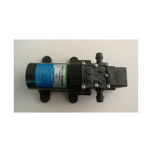Bomba FL-2402T agua achique 12v 4.3L/m 35PSI 1.6A