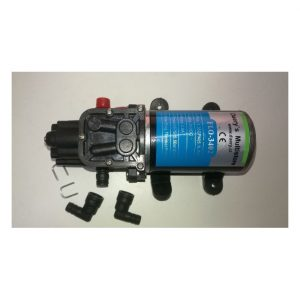 Bomba FLO-3402 agua 5.1L/min 24vdc 2.8A 80psi