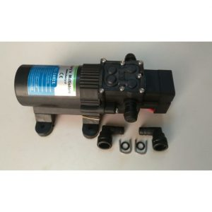 Bomba FL-2402L agua achique 24v 3.8L/m 35PSI 3/8 360°