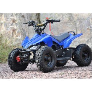 Cuadri moto atv 49cc 2T aro 6 Azul