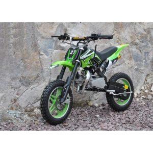 Mini Moto Cross 49cc roja