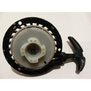 Tirador de partida aluminio R c/engr aluminio