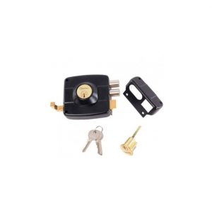 Cerradura de sobreponer 30-50 model 110 Chapa negra