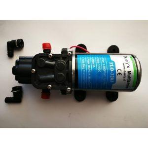 Bomba FLO-3203 agua 5.1L/min 12vdc 5A 100psi