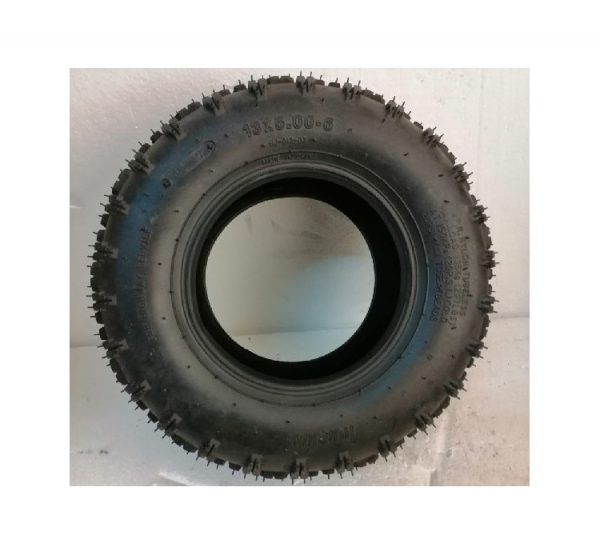 Neumático 06D 13x5.00-6 4P.R. HUAJIAN 1756g