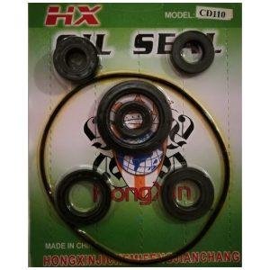 Set Juego Retenes Cd110cc Moto