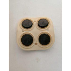 Diafragma Membrana 4 Bomba agua
