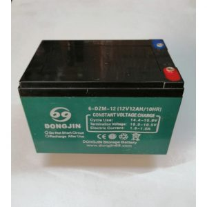 Bateria 12VDC 12AH 6-DZM-12 Moto Scooter 3760