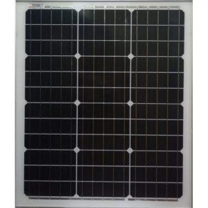 Panel Placa Fotovoltaica 50W RSM